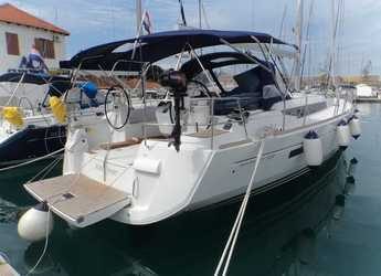 Rent a sailboat in Trogir (ACI marina) - Sun Odyssey 509