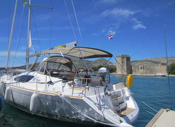 Rent a sailboat in Trogir (ACI marina) - Sun Odyssey 50DS