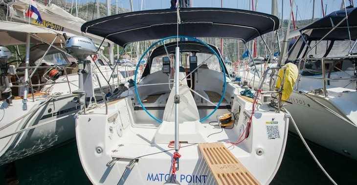 Alquilar velero en ACI Marina Dubrovnik - Bavaria 42 Match