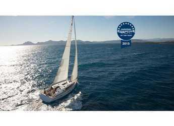 Rent a sailboat in ACI Marina Dubrovnik - Bavaria Cruiser 46