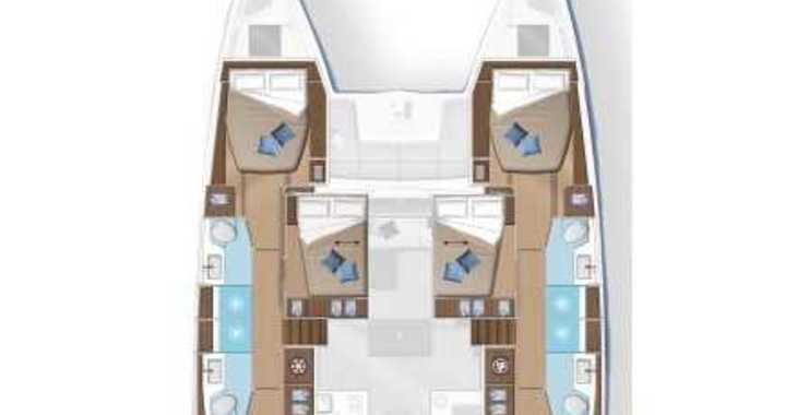 Alquilar catamarán Lagoon 50 Fly en Trogir (ACI marina), Trogir