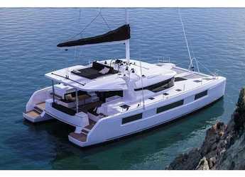 Chartern Sie katamaran in Trogir (ACI marina) - Lagoon 50 Fly