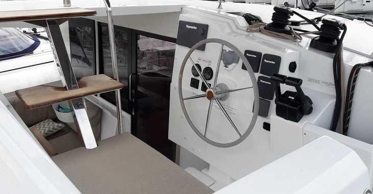 Alquilar catamarán en Trogir (ACI marina) - Lucia 40 Maestro 3