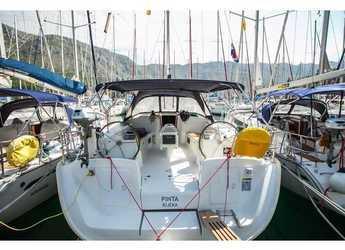 Rent a sailboat in ACI Marina Dubrovnik - Cyclades 50.5