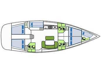 Alquilar velero Cyclades 50.5 en ACI Marina Dubrovnik, Dubrovnik city