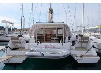 Rent a catamaran in Trogir (ACI marina) - Nautitech Open 40