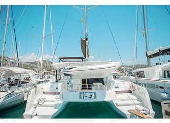 Rent a catamaran in Trogir (ACI marina) - Lagoon 42