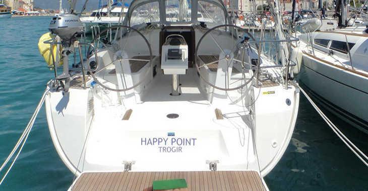 Alquilar velero en Trogir (ACI marina) - Bavaria Cruiser 37