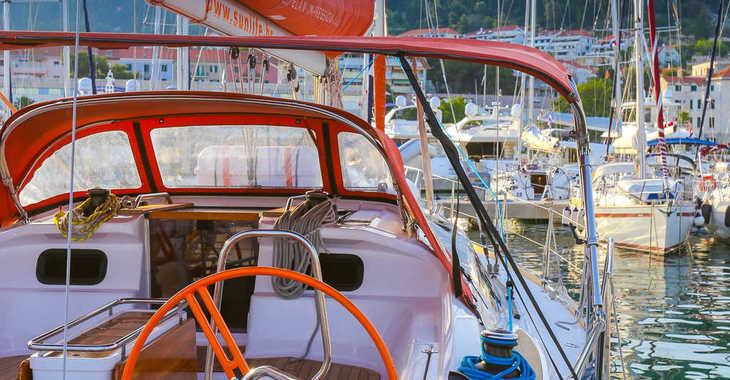 Alquilar velero Elan 444 Impression en ACI Marina Split, Split city
