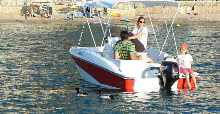 Alquilar lancha 150 cc        4,50mts en Port de Soller, Soller