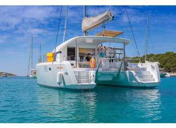 Rent a catamaran in Split (ACI Marina) - LAGOON 39