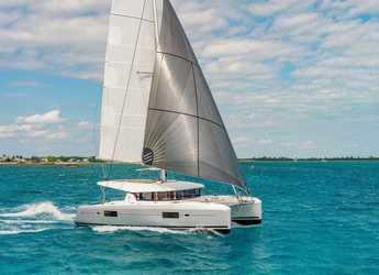 Rent a catamaran in Split (ACI Marina) - Lagoon 42