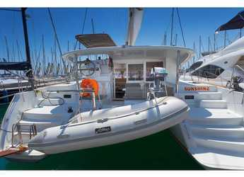 Rent a catamaran in Split (ACI Marina) - Lagoon 400 S2