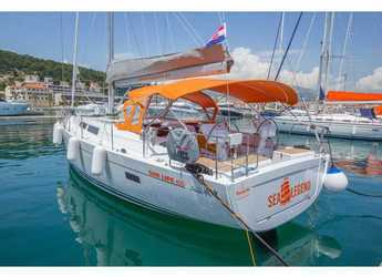 Rent a sailboat in Split (ACI Marina) - Hanse 455