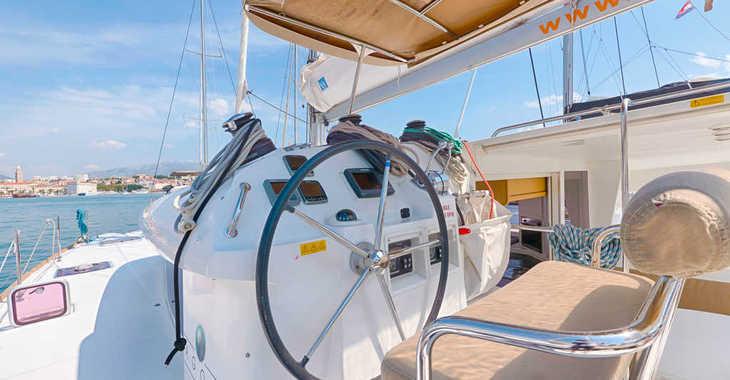 Alquilar catamarán en ACI Marina Split - Lagoon 400