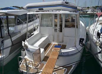 Rent a motorboat in Marina Sukosan (D-Marin Dalmacija) - Adria 1002