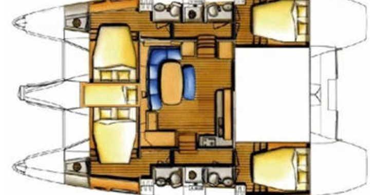 Alquilar catamarán Lagoon 420 en Marina Sukosan (D-Marin Dalmacija), Sukosan