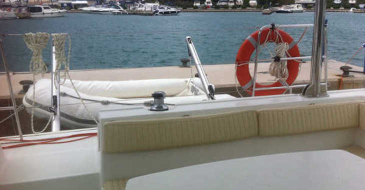 Alquilar catamarán en Marina Sukosan (D-Marin Dalmacija) - Lagoon 420