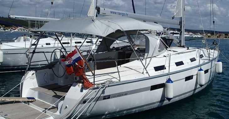 Alquilar velero Bavaria 40 Cruiser. en Marina Sukosan (D-Marin Dalmacija), Sukosan