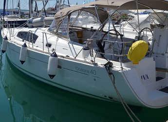 Alquilar velero en Marina Sukosan (D-Marin Dalmacija) - Oceanis 40