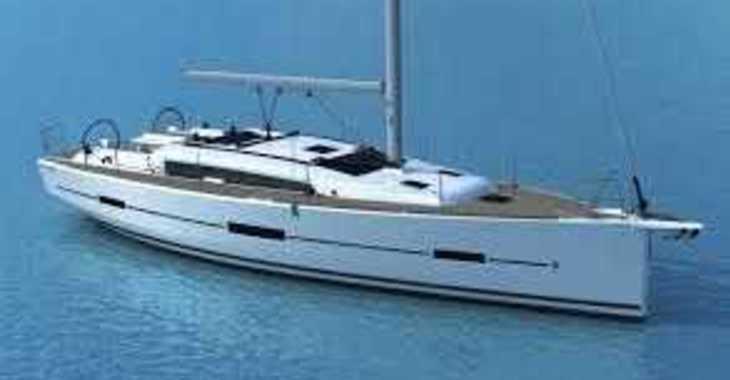 Alquilar velero Dufour 412 en Marina Sukosan (D-Marin Dalmacija), Sukosan