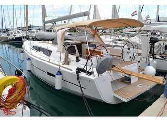 Chartern Sie segelboot in Marina Sukosan (D-Marin Dalmacija) - Dufour 412