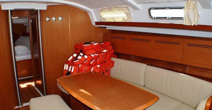 Rent a sailboat in Marina Sukosan (D-Marin Dalmacija) - Cyclades 43.4