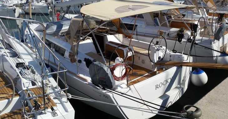 Alquilar velero en Marina Sukosan (D-Marin Dalmacija) - Dufour 350 GL