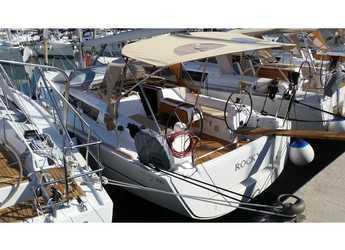Rent a sailboat in Marina Sukosan (D-Marin Dalmacija) - Dufour 350 GL