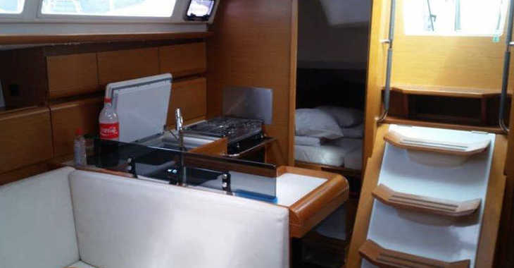 Alquilar velero en Marina Sukosan (D-Marin Dalmacija) - Sun Odyssey 439