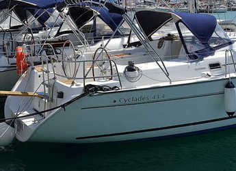Rent a sailboat in Marina Sukosan (D-Marin Dalmacija) - Cyclades 43.4