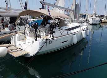 Rent a sailboat in Marina Sukosan (D-Marin Dalmacija) - Sun Odyssey 419