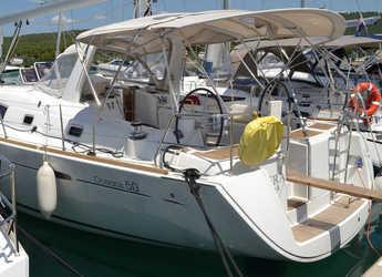 Rent a sailboat in Marina Sukosan (D-Marin Dalmacija) - Oceanis 50 Familiy