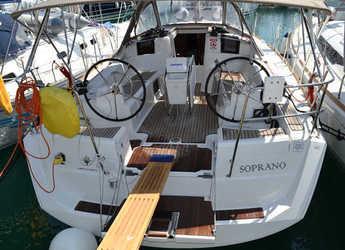 Rent a sailboat in Marina Sukosan (D-Marin Dalmacija) - Sun Odyssey 379
