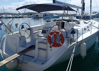 Rent a sailboat in Marina Sukosan (D-Marin Dalmacija) - Cyclades 50.5