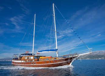 Rent a schooner in ACI Marina Dubrovnik - Gulet