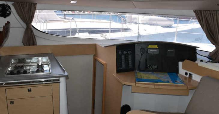 Rent a catamaran in Marina Zadar - Lipari 41