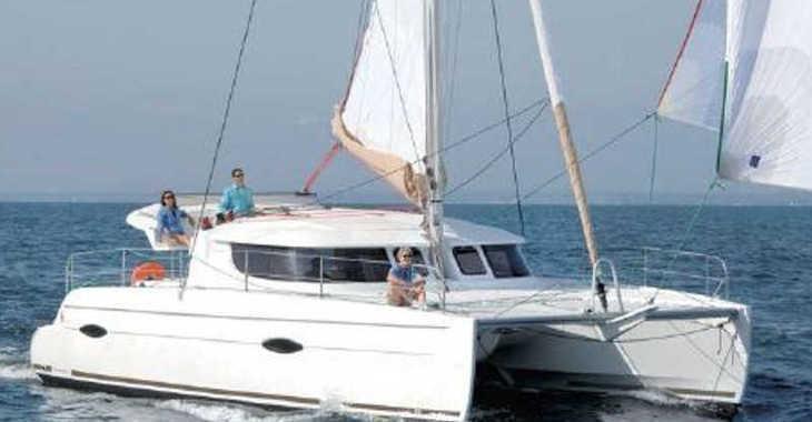Alquilar catamarán Lipari 41 en Marina Zadar, Zadar