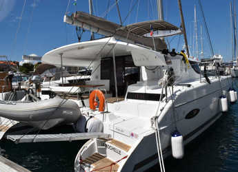 Rent a catamaran in Marina Zadar - Lipari 41