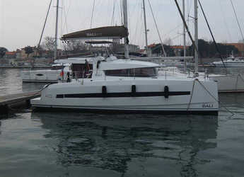 Rent a catamaran in Marina Zadar - Bali 4.0..