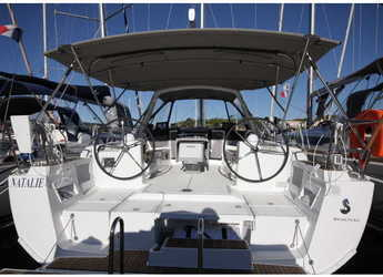 Rent a sailboat in Marina Zadar - Oceanis 41