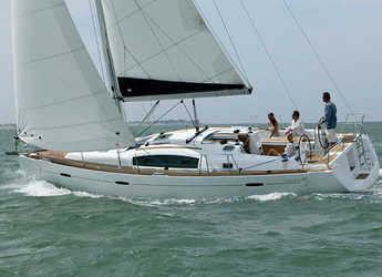Rent a sailboat in Marina Zadar - Oceanis 40