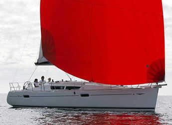 Rent a sailboat in Marina Zadar - Sun Odyssey 39i