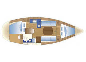 Alquilar velero Bavaria 31 Cruiser en Marina Zadar, Zadar