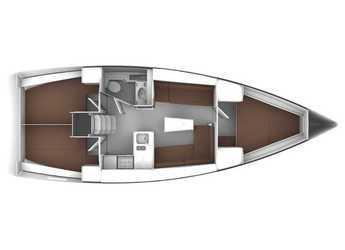 Alquilar velero Bavaria Cruiser 37 en Trget Port, Trget