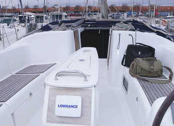 Alquilar velero Beneteau Cyclades 393 en Port Badalona, Badalona