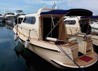Rent a motorboat in Trget Port - Damor 980 Fjera