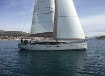 Rent a sailboat in Trogir (ACI marina) - D&D Kufner 54.2
