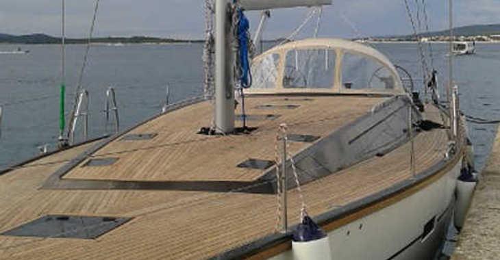 Alquilar velero en Trogir (ACI marina) - D&D Kufner 54.1