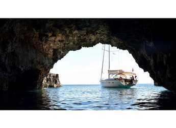 Rent a sailboat in Trogir (ACI marina) - D&D Kufner 54.1